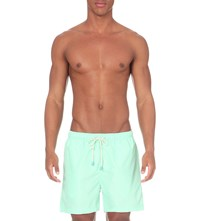 Oiler And Boiler Classic Swim Shorts Mint Green