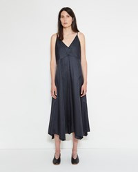 Christophe Lemaire Lingerie Dress Midnight