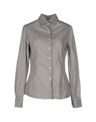 Barba Shirts Shirts Women Light Grey