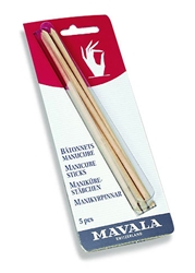 Mavala Manicure Sticks Five Pack