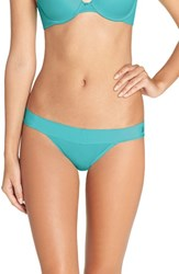 Betsey Johnson Women's 'Forever Perfect' Thong Mint Magic