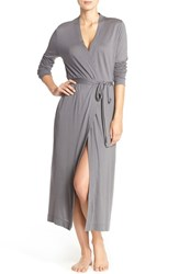 Yummie Tummie Plus Size Women's By Heather Thomson Long Jersey Robe