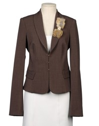 Elisabetta Franchi For Celyn B. Suits And Jackets Blazers Women