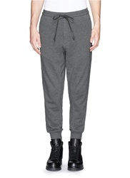 3.1 Phillip Lim Zip Pocket Tapered Sweatpants Grey