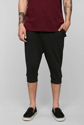 Your Neighbors Dropped Inseam Knit Short Black