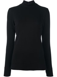 Paul Smith Ps By Turtleneck Jumper Black