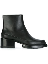 Dkny 'Sam' Ankle Boots Black