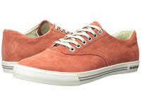 Seavees 08 63 Hermosa Plimsoll Riv Picante Men's Shoes Red
