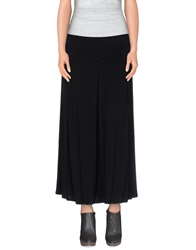Germano Zama 3 4 Length Skirts Black