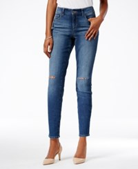 Styleandco. Style Co. Petite Deconstructed Lorimer Wash Skinny Jeans Only At Macy's