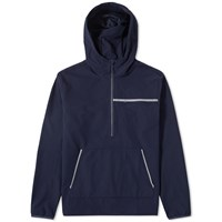 A.P.C X Outdoor Voices A.P.C. Running Anorak Blue