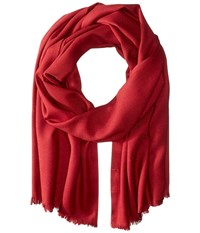 Love Quotes Rayon Eyelash Scarf Merlot Scarves Red