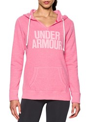 Under Armour Attached Hooded Long Sleeve Pullover Knock Out