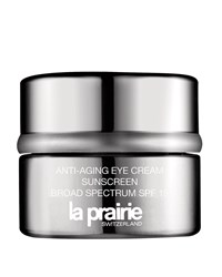 Anti Aging Eye Cream Suncreen Spf 15 15 Ml La Prairie