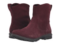 Bogs Betty Low Ox Blood Women's Waterproof Boots Mahogany