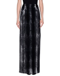 Dsquared2 Long Skirts Lead