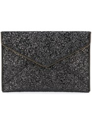 Rebecca Minkoff Envelope Clutch Black