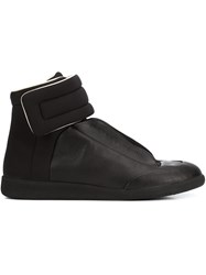 Maison Martin Margiela 'Future' Hi Top Sneakers Black