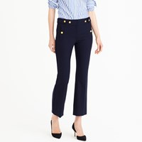 J.Crew Tall Sailor Pant In Bi Stretch Wool