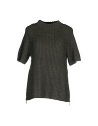 J Brand Turtlenecks Military Green