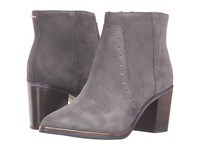 Ted Baker Takil Dark Grey Suede Women's Boots Gray
