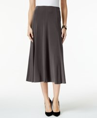 Alfani Long A Line Skirt Only At Macy's Alf Pure Cinder