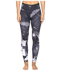 Lole Lainie Leggings Meteor Mariposa Women's Clothing Black