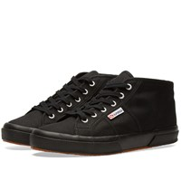 Superga 2754 Cotu Mid Black