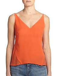 J Brand Lucy Camisole Sunset