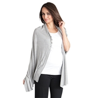 Seraphine Summer Weight Madison Maternity Nursing Shawl