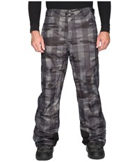 Columbia Big Tall Ridge 2 Run Ii Pant Black Buffalo Camo Men's Casual Pants Brown