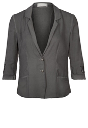 Cream Mattie Blazer Thunder Grey Anthracite