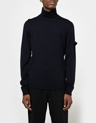 Oamc Officer Turtleneck Navy