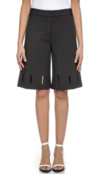 Opening Ceremony Marny Grommet Shorts Black