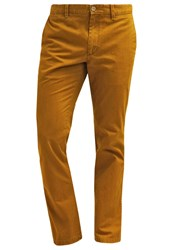 Banana Republic Aiden Chinos Yellow Mustard