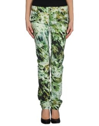 Barbara Bui Denim Pants Green