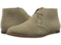 Ben Sherman Becker Suede Stone Men's Lace Up Boots White