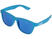 Neff Daily Shades Blue Sport Sunglasses