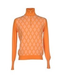 Ballantyne Turtlenecks Orange