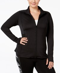 Material Girl Plus Size Active Jacket Only At Macy's Noir