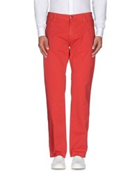 Henri Lloyd Trousers Casual Trousers Men Red