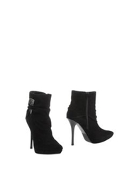 Barachini Ankle Boots Black
