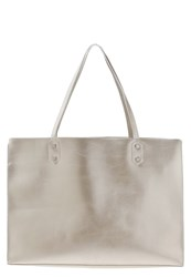 Evenandodd Tote Bag Off White Silver Off White