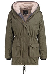 Pepe Jeans Wendy Parka Army Oliv