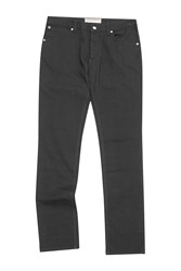 French Connection 5 Pocket Trousers Charcoal