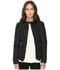 Belstaff Randall Lightweight Techinical Quilt Jacket Black