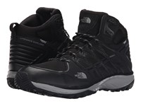 The North Face Litewave Explore Mid Wp Tnf Black Metallic Silver Men's Hiking Boots