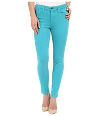 Liverpool Penny Ankle Skinny Lake Blue Women's Casual Pants