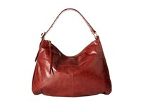 Hobo Quincy Mahogany Handbags