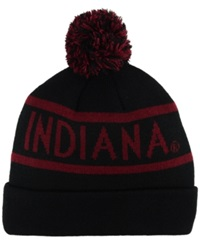 Top Of The World Indiana Hoosiers Slugfest Knit Hat